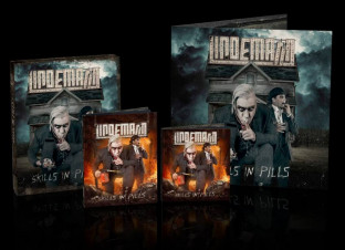 Lindemann - Skills In Pills Album Editionen
