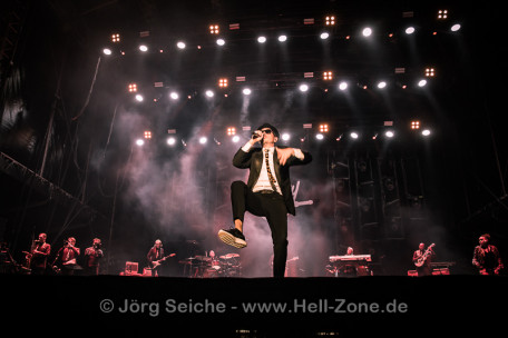 Jan Delay Disko No.1 Highfield 2019 Foto Jörg Seiche