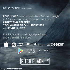 Echo Image - Walk My Mind Single Stream