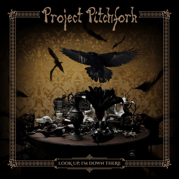 "PROJECT PITCHFORK - ""Look Up, I'm Down There"""