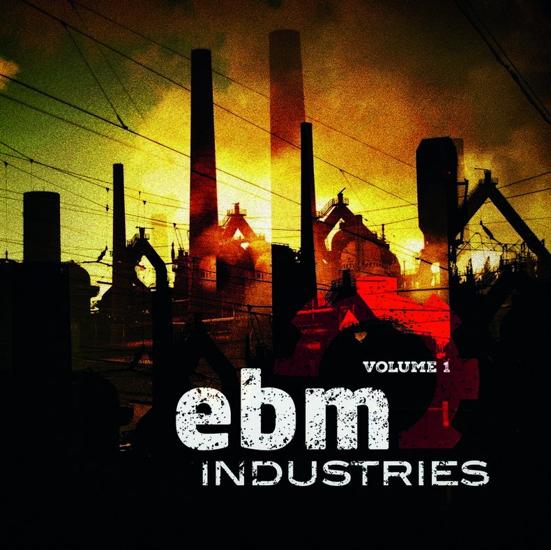 EBM Industries Vol. 1 auf Doppel-Vinyl