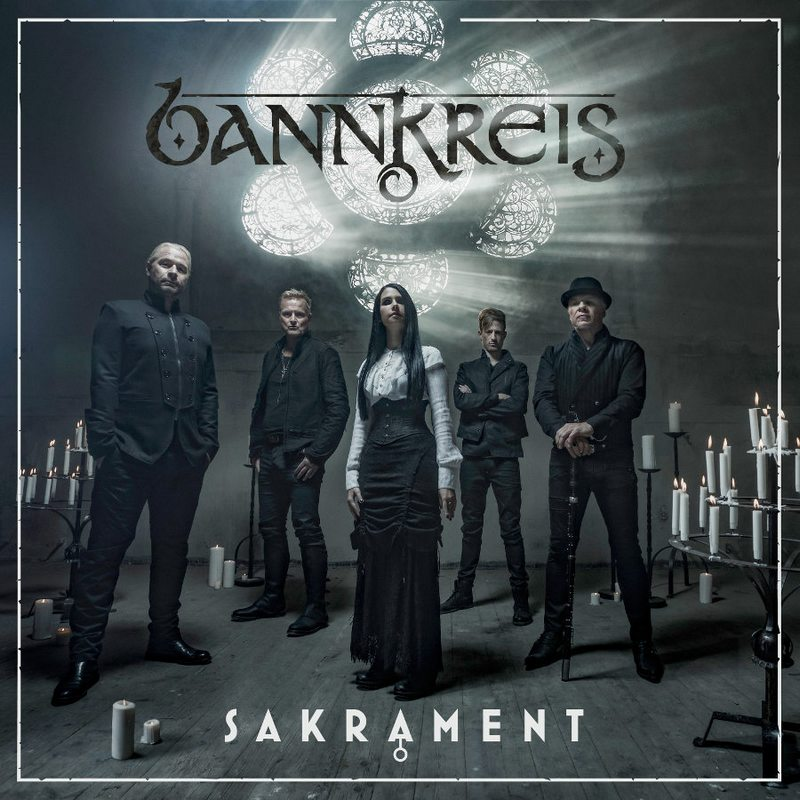 BANNKREIS - Sakrament Album Cover